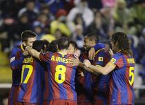Barcelona, inca un succes categoric
