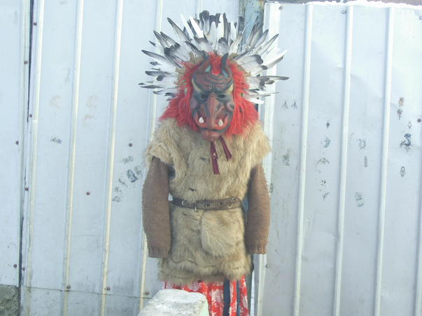 un mascat din satul racila comuna garleni, jud bacau