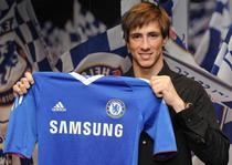 Fernando Torres, la Chelsea