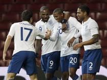 Anglia, victorie in amicalul de miercuri