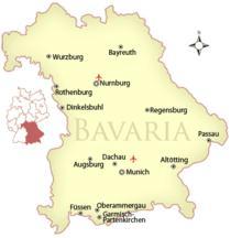 Burse in Bavaria