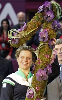 Clijsters, numarul unu mondial