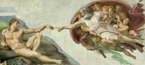 Facerea lui Adam, fresca de pe tavanul Capelei Sixtine
