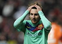 Barcelona, remiza cu Sporting Gijon