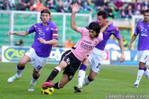 Fiorentina, victorie la Palermo