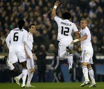 Marcelo, indisponibil trei luni