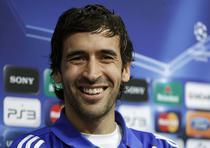 Raul se intoarce in Spania