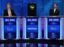 Watson e in lupta stransa cu unul din concurentii umani