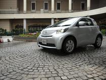 Toyota iq electric