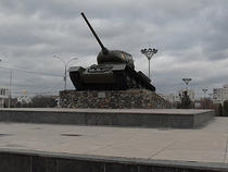 Tanc sovietic Tiraspol
