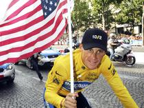 "Lance Armstrong spune din nou ""Adio"" ciclismului"