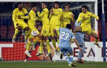 """Villareal s-a """"inchis"""" perfect la Napoli (0-0)"""