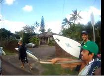Cum isi creeaza surferii propriile valuri