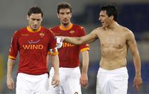 Roma, infrangere incredibila la Genoa