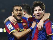 Barcelona number 1!