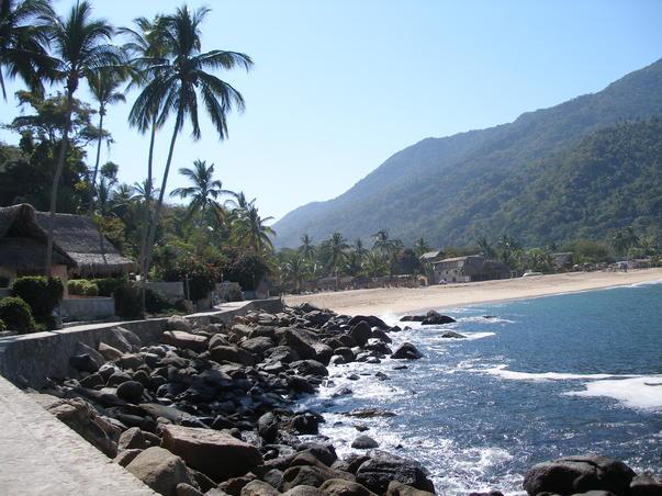 plaja in yelapa