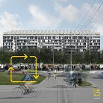 FOTOGALERIE Propuneri de urbanism pentru blocurile comuniste