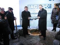 IAC a inceput lucrarile de constructie la uzina de la Bals
