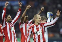Bayern, victorie mare la Milano