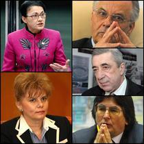 Andronescu, Dumitrescu, Dragulescu, Popa si Robu