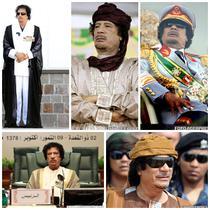 FOTOGALERIE Fetele lui Gaddafi