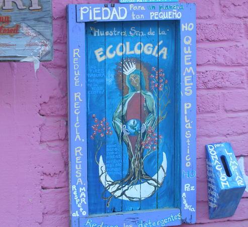 maria si ecologia