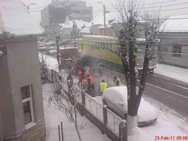 Asfaltari si la Cluj