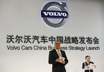 Stefan Jacoby, CEO al Volvo
