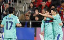 Barcelona, lider detasat in Primera Division