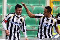 Di Natale si Sanchez au strivit pe Palermo