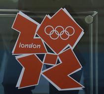 Logo JO 2012 de la Londra
