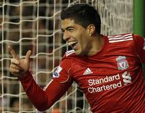 Suarez, gol la debutul in tricoul lui Liverpool