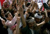 Manifestatii antiguvernamentale in Yemen