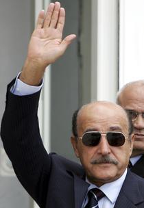 Omar Suleiman, vice-presedintele Egiptului