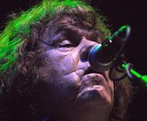 Gary Moore, la concertul din Romania
