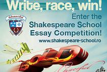 Shakepeare essay competition