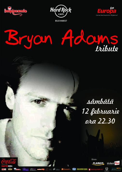 """concert """"tribute"""" Bryan Adams"""