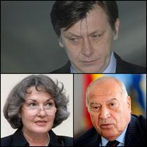 Crin Antonescu, Mona Musca si Dan Voiculescu