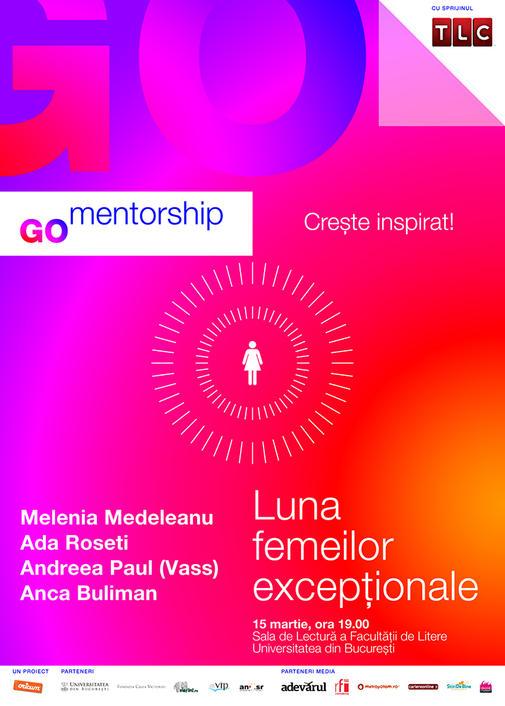 GOmentorship, poster