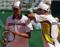 Tecau (dreapta), eliminat de la Indian Wells