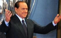 Silvio Berlusconi, patron AC Milan