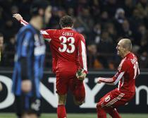 Bayern - Inter, in optimile Ligii Campionilor