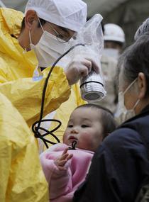 FOTOGALERIE Alerta nucleara la Fukushima