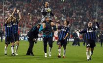 Inter, victorie imensa pe Allianz Arena