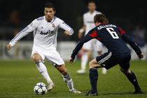Real - Lyon, in optimile Ligii Camnpionilor