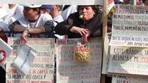 FOTOGALERIE Miting Piata Constitutiei