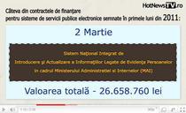 Milioane de euro pentru sisteme IT