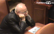 Sedinta controversata la Parlament