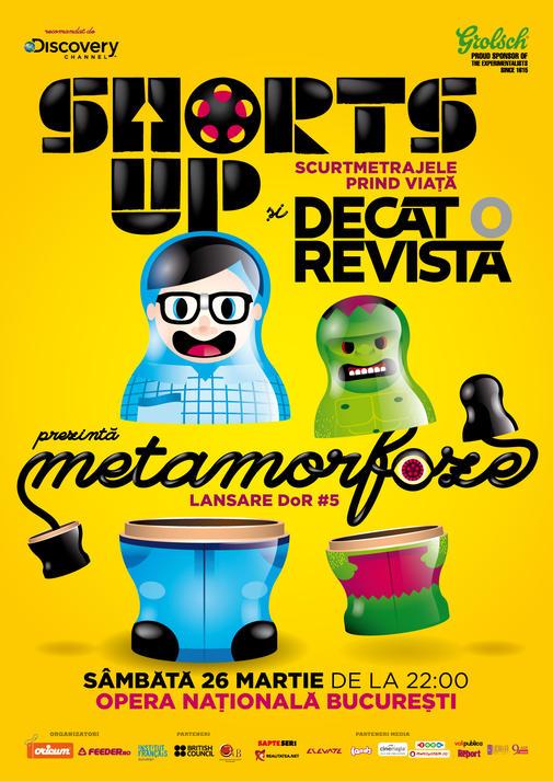 Poster Metamorfoze