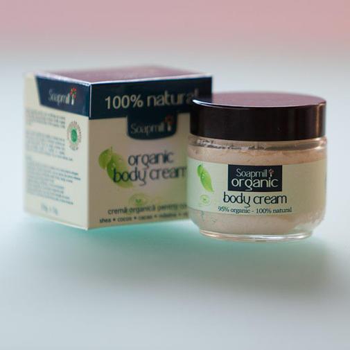 Organic Body Cream
